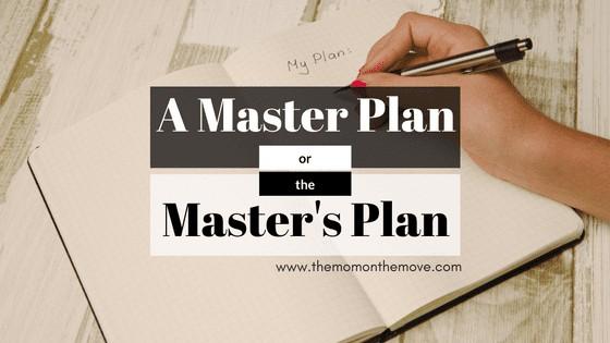 master plan main