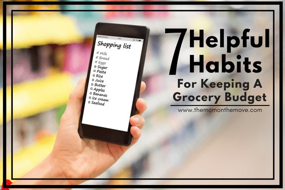 7 useful tips to stick to your grocery budget