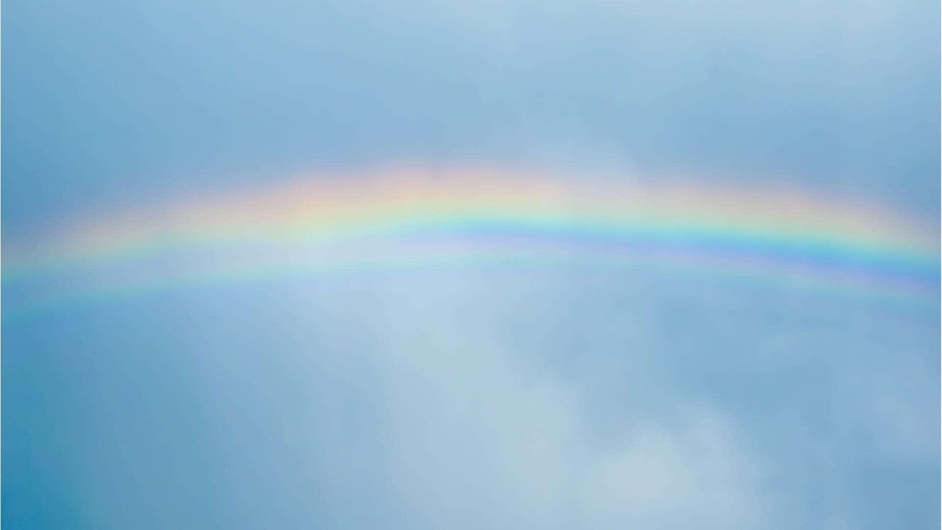 rainbow restored my faith main