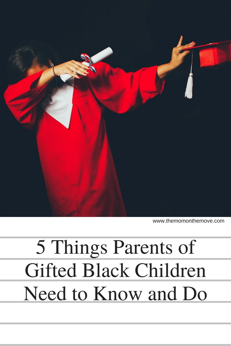 Gifted Black Children Pinnable