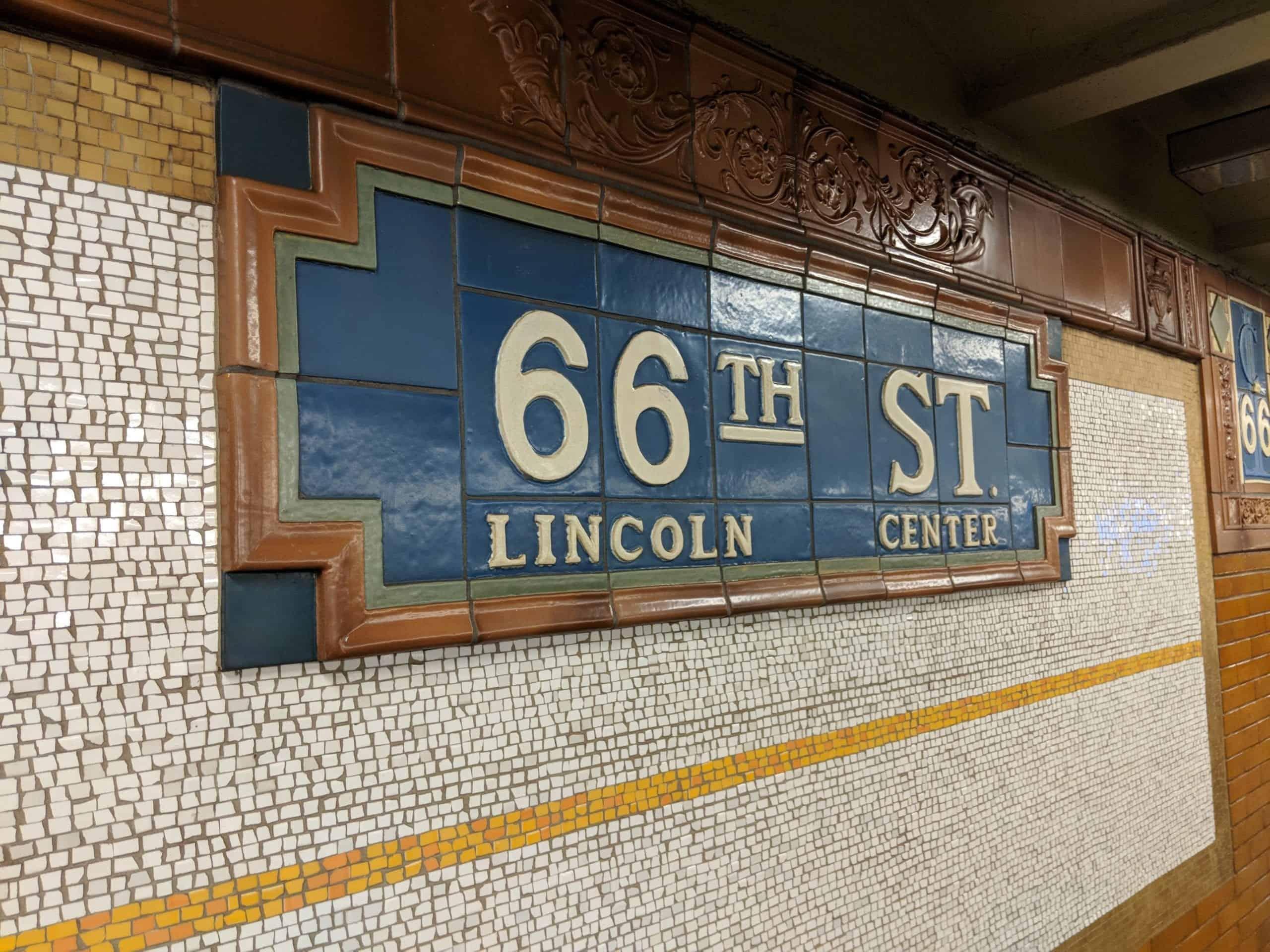 NYC Subway Lesson image