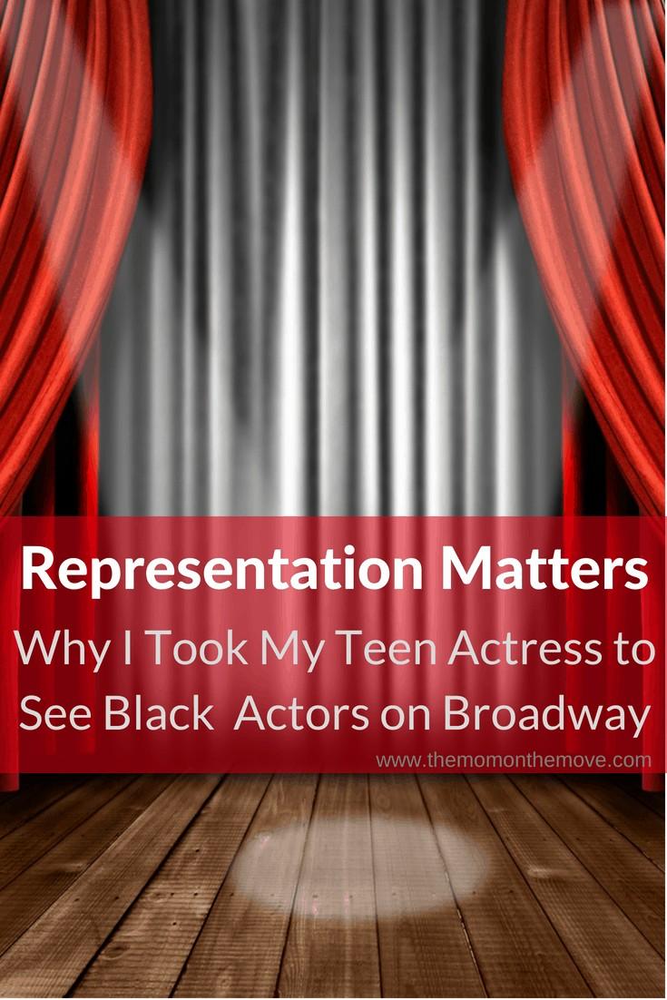 Representation Matters - Pinnable