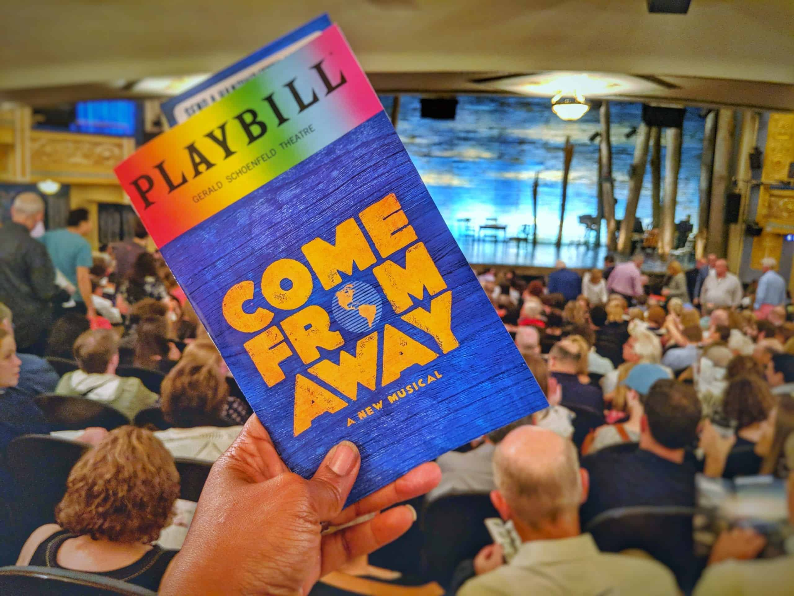 Come From Away Main