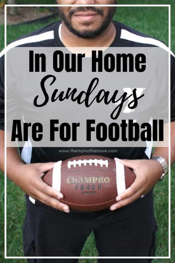 Sundays Are For Football - Pinnable
