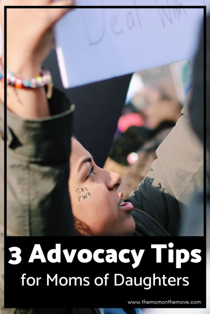 Advocacy Tips For Moms Pinnable