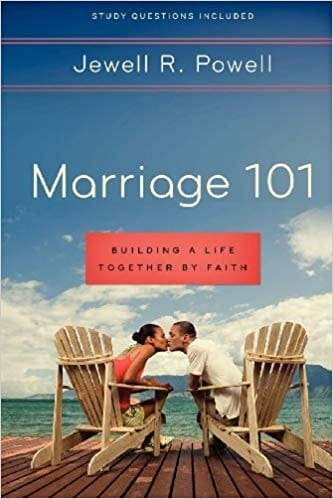 relationship books by black authors - marriage 101