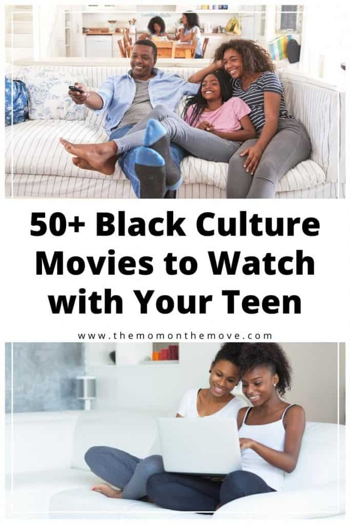 Black Culture Movies Pinnable