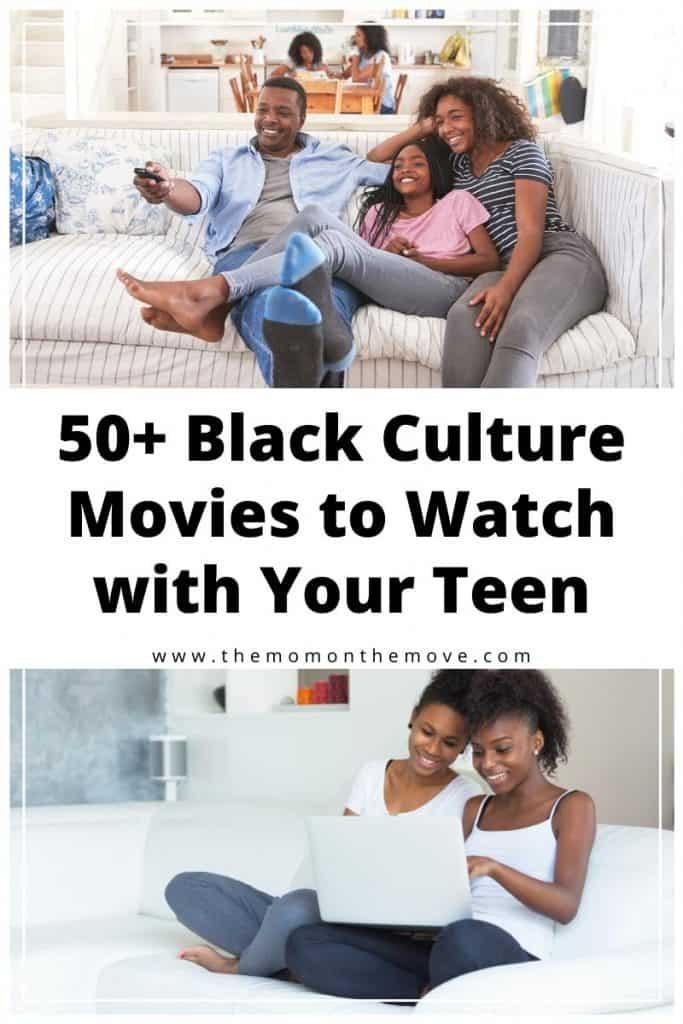 Black Culture Movies Pinnable