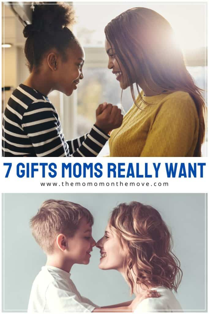 gifts moms really want pinnable