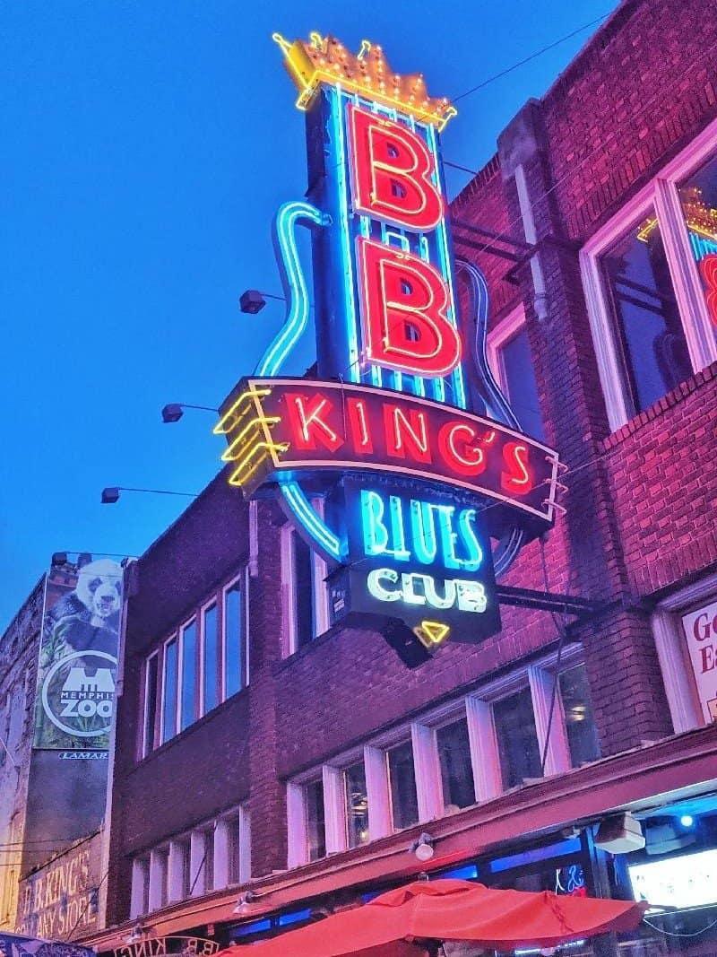 Downtown Memphis - Beale Street