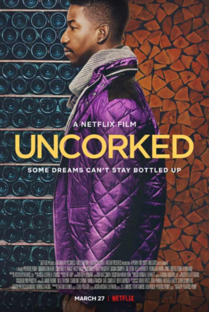 inside uncorked poster