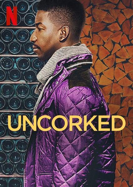 uncorked poster netflix